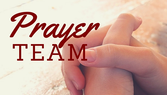 Prayer Team